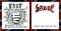 FIST (UK) / Name, Rank & Serial Number + SABRE (UK) / Miracle Man (Special set)