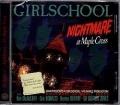 GIRLSCHOOL (UK) / Nightmare At Maple Cross
