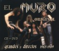 MURO (Spain) / Grandes Y Directos 1985-1989 (CD+DVD)