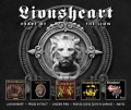 LIONSHEART (UK) / Heart Of The Lion (5CD box set)