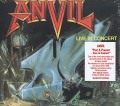 ANVIL (Canada) / Past & Present - Live In Concert