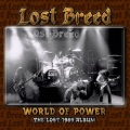 LOST BREED (US) / World Of Power - The Lost 1989 Album
