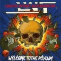 L.W.S. INC. (Netherlands) / Welcome To The Asylum + 1 (2017 reissue)
