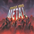 MANILLA ROAD (US) / Metal (2013 reissue)