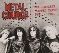 METAL CHURCH (US) / The Complete Shrapnel Tapes 1981 - 1983 (collector's item)