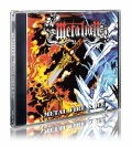 METALIAN (Canada) / Metal Fire & Ice + 1 (2018 reissue)