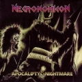 NECRONOMICON (Germany) / Apocalyptic Nightmare + 1 (2016 reissue)