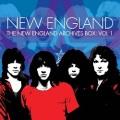 NEW ENGLAND (US) / The New England Archives Box: Vol 1 (5CD box set)