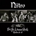 NITRO (US/Pennsylvania) / Do Ya Wanna Rock - Rarities 83-87