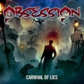 OBSESSION (US) / Carnival Of Lies + 2 (2015 reissue)