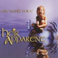 HEIR APPARENT (US) / One Small Voice (CD+DVD)