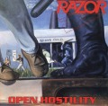 RAZOR (Canada) / Open Hostility (collector's item)