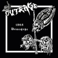 OUTRAGE (Germany) / 1985 Demo(n)s