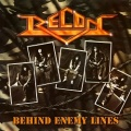 RECON (US) / Behind Enemy Lines + 4 (2019 reissue)