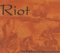 RIOT (US) / The Brethren Of The Long House + 1 (Brazil edition with slipcase)