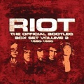 RIOT (US) / The Official Bootleg Box Set Volume 2: 1980-1990 (7CD box set)