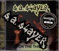 S.A. SLAYER(US/Texas) / Go For The Throat + Prepare To Die (2013 reissue with Patch)