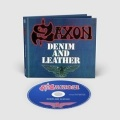 SAXON (UK) / Denim And Leather + 9 (2018 reissue digibook)