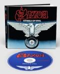SAXON (UK) / Wheels Of Steel + 8 (2018 reissue digibook)
