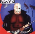 RAZOR (Canada) / Shotgun Justice (collector's item)