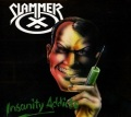 SLAMMER (UK) / Insanity Addicts (2016 reissue)