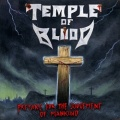 TEMPLE OF BLOOD (US) / Prepare For The Judgement Of Mankind (2018 reissue)