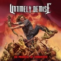 UNTIMELY DEMISE (Canada) / No Promise Of Tomorrow