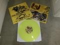 "VIRTUE (UK) / We Stand To Fight + 3 (12"" yellow vinyl)"