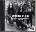 WARGASM (US) / Rumours Of War: The Complete Demo Anthology 1986-1994