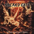 SACRED GATE (Germany) / When Eternity Ends