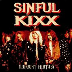 SINFUL KIXX (UK) / Midnight Fantasy