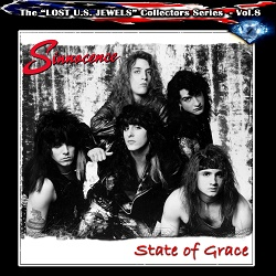 SINNOCENCE (US) / State Of Grace + 2