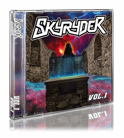 SKYRYDER (UK) / Vol. 1 (Label release edition)