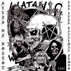 SLAYER(US) / Seeds Of Horror - The Jeff Hanneman Demos 1985