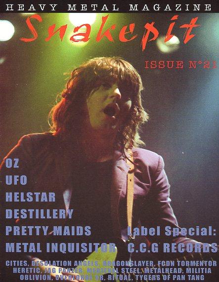 SNAKEPIT / Issue 21