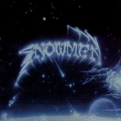 SNOWMEN (US) / Rock And Roll Communication -  Studio Recordings 1982-83