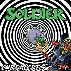 SOLDIER (UK) / Chronicles (2CD)