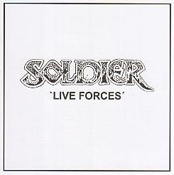 SOLDIER (UK) / Live Forces