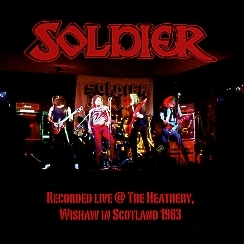 SOLDIER (UK) / Recorded Live @ The Heathery, Wishaw In Scotland 1983
