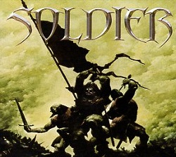 SOLDIER (UK) / Sins Of The Warrior (2016 reissue)