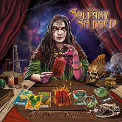 SOLITARY SABRED (Cyprus) / By Fire & Brimstone