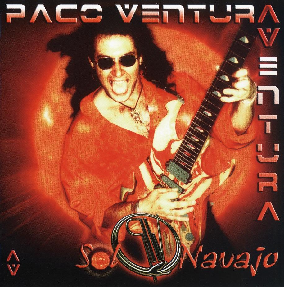 PACO VENTURA (Spain) / Sol Navajo