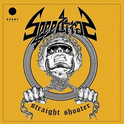 "SPEEDTRAP (Finland) / Straight Shooter (7"" vinyl)"