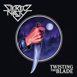 STEREO NASTY (Ireland) / Twisting The Blade