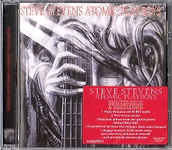 STEVE STEVENS(US) / Atomic Playboys + 2 (2013 reissue)