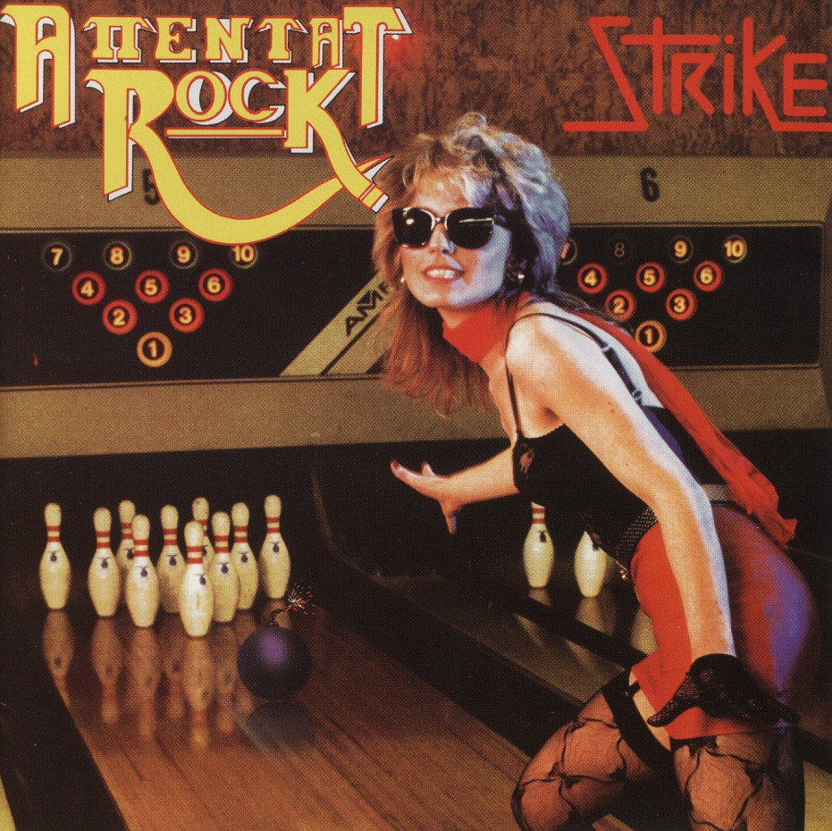 ATTENTAT ROCK (France) / Strike + 3