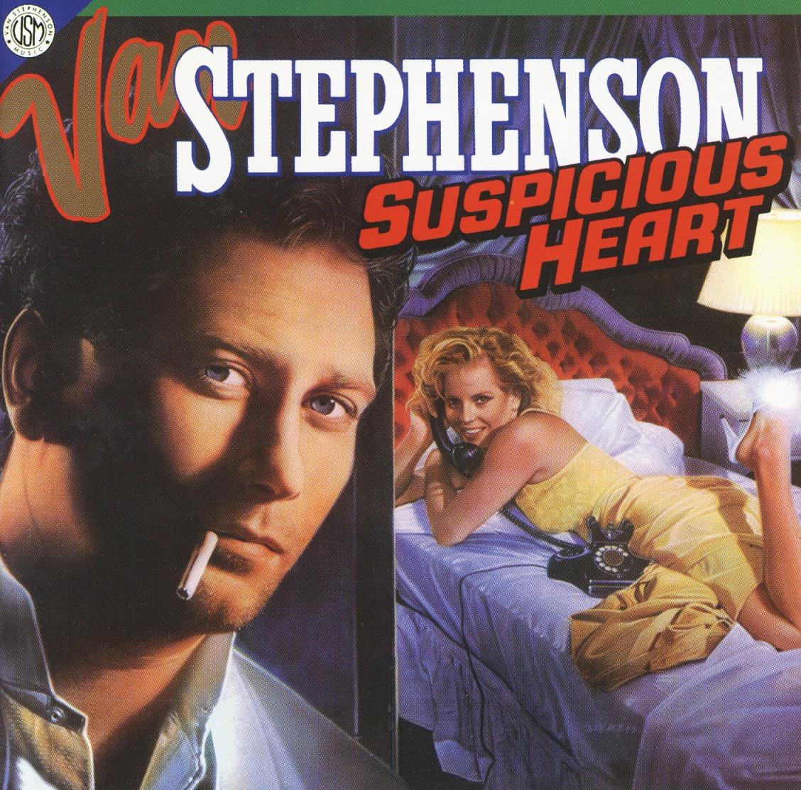 VAN STEPHENSON (US) / Suspicious Heart