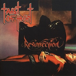 "TAIST OF IRON (US) / Resurrection (Ultra Limited 2CD Edition incl. ""Cold Day In Hell"" EP)"