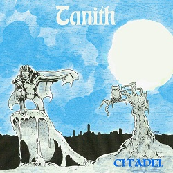 "TANITH (US) / Citadel (7"" vinyl)"