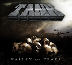TANK (UK) / Valley Of Tears